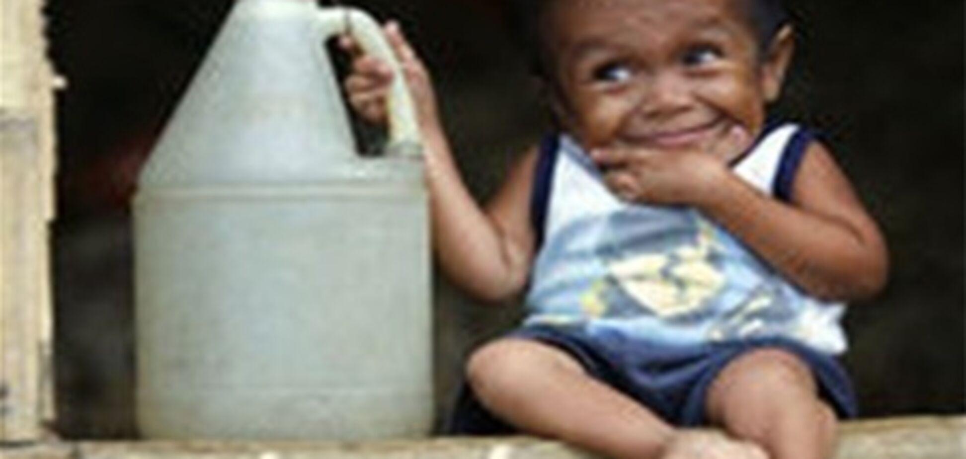 Житель Філіппін визнаний найменшою людиною в світі