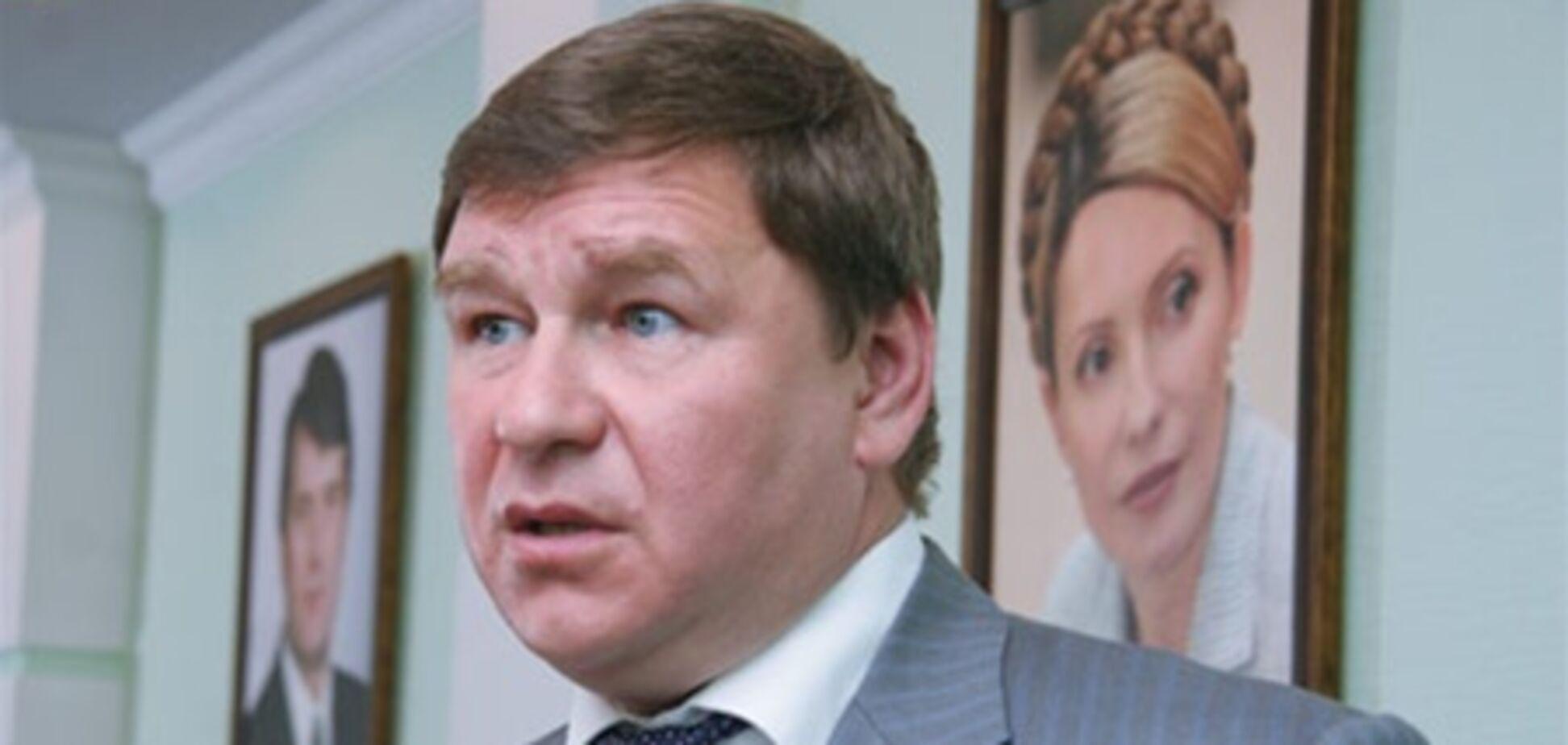 Поживанов и Данилишин поддержали применение санкций к украинской власти