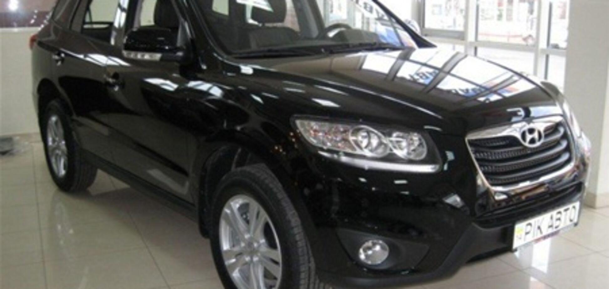 Порошенко і Васадзе продали МВС автомобілів на 35 мільйонів