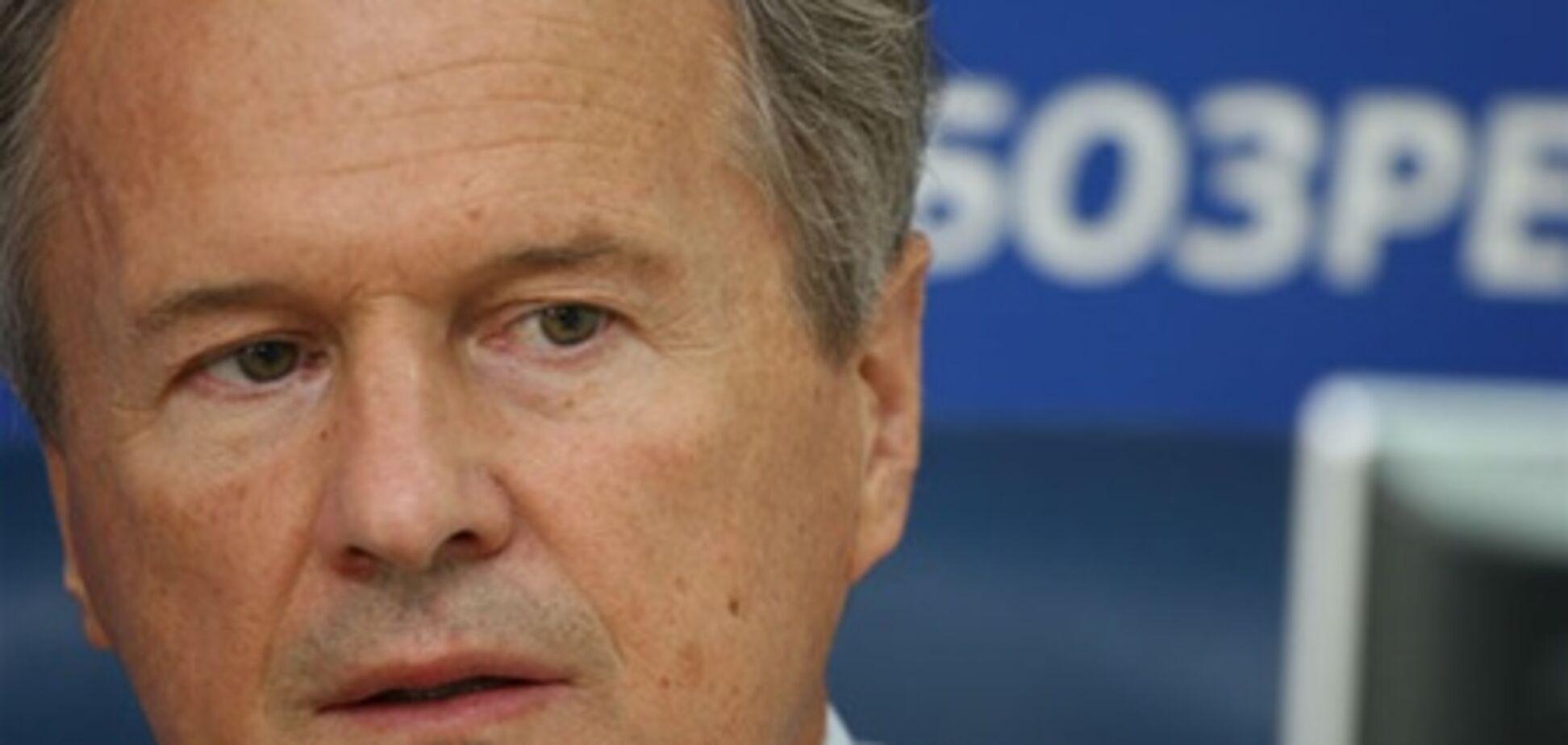 Костенко сподівається, що Україна не повторить долю Білорусі