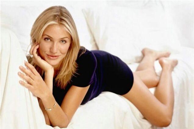 Сексуальные актриса кэмерон диаз