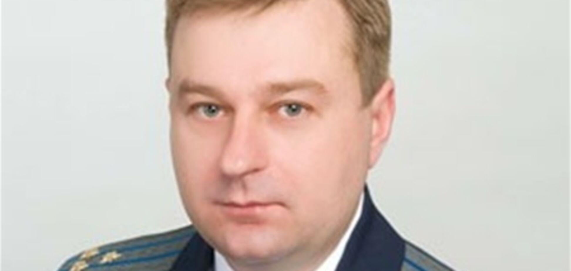 У Львові новий прокурор, призначений Пшонкою