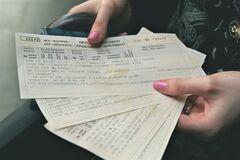 Билеты на поезд будут продавать за 90 дней