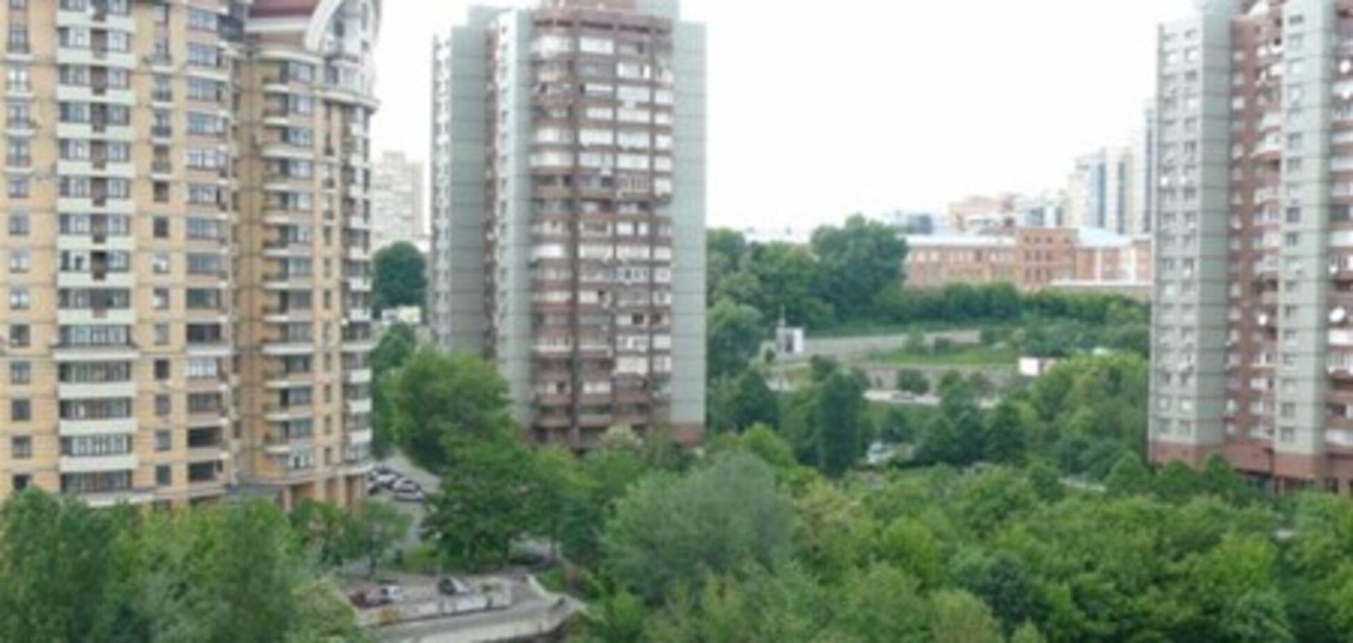 На аренду элитного жилья в июле киевляне потратили на 73% больше денег, чем в мае