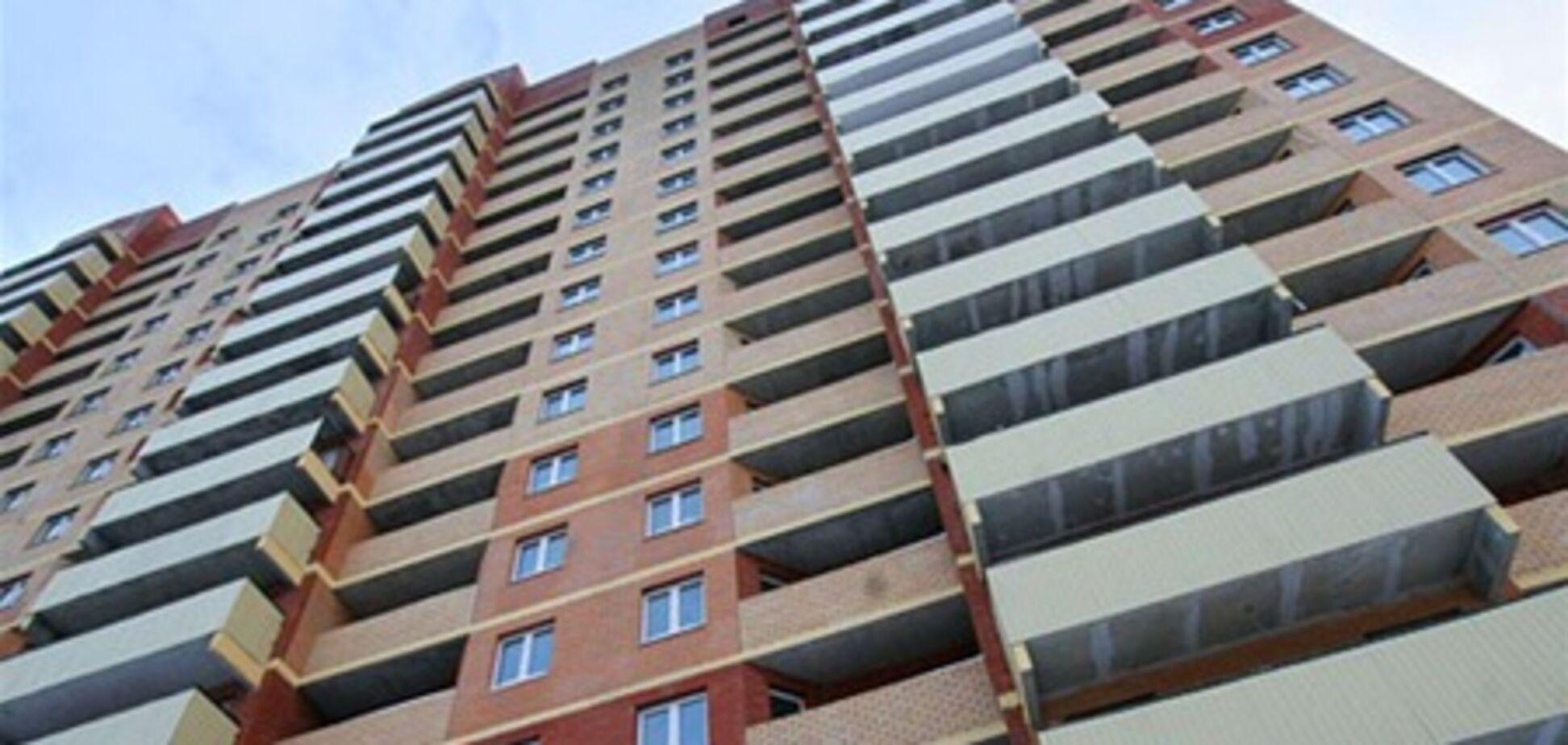 Инвестиции в недвижимость Киева в июне снизились на 10%