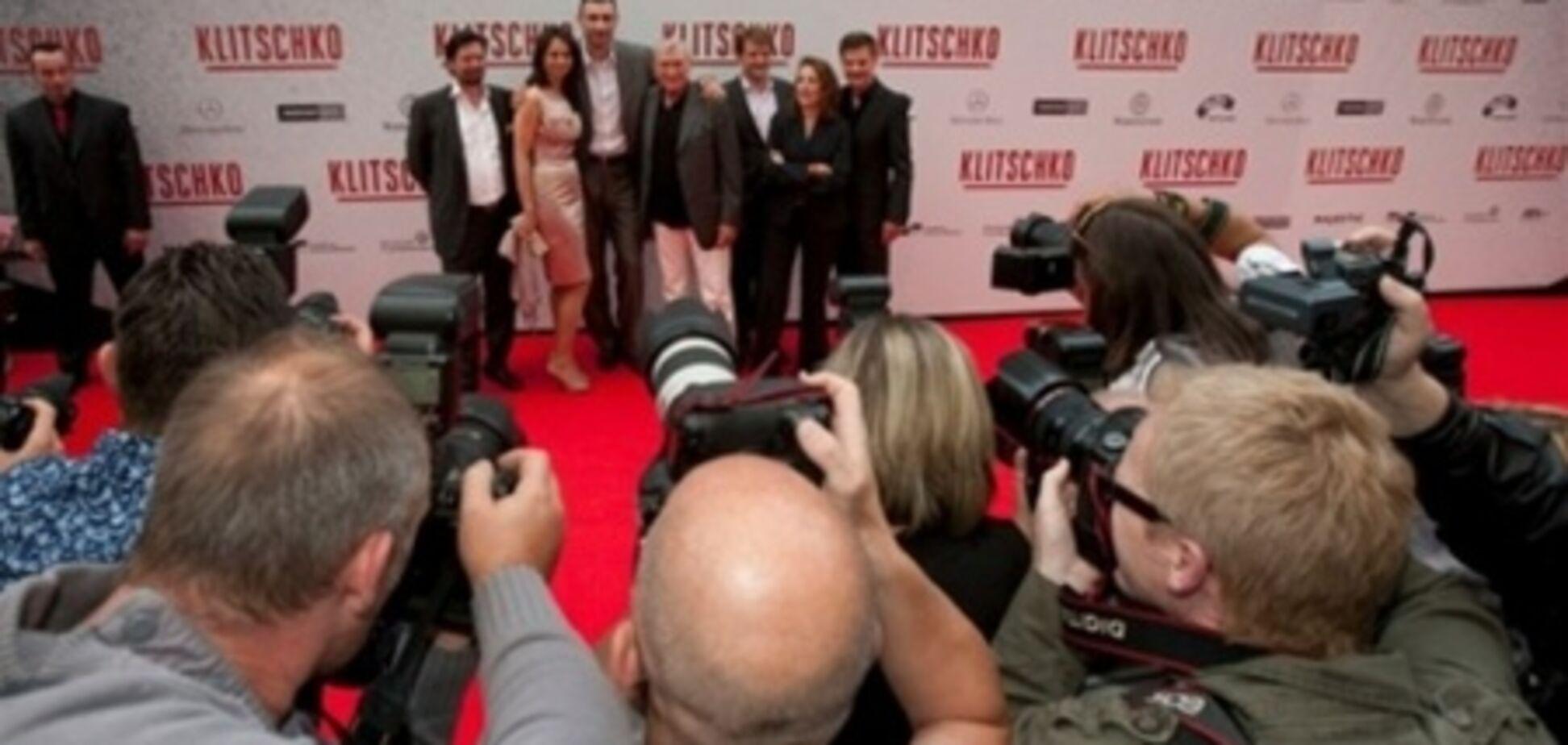 Фільм 'Кличко' порвав Одеський кінофесіваль