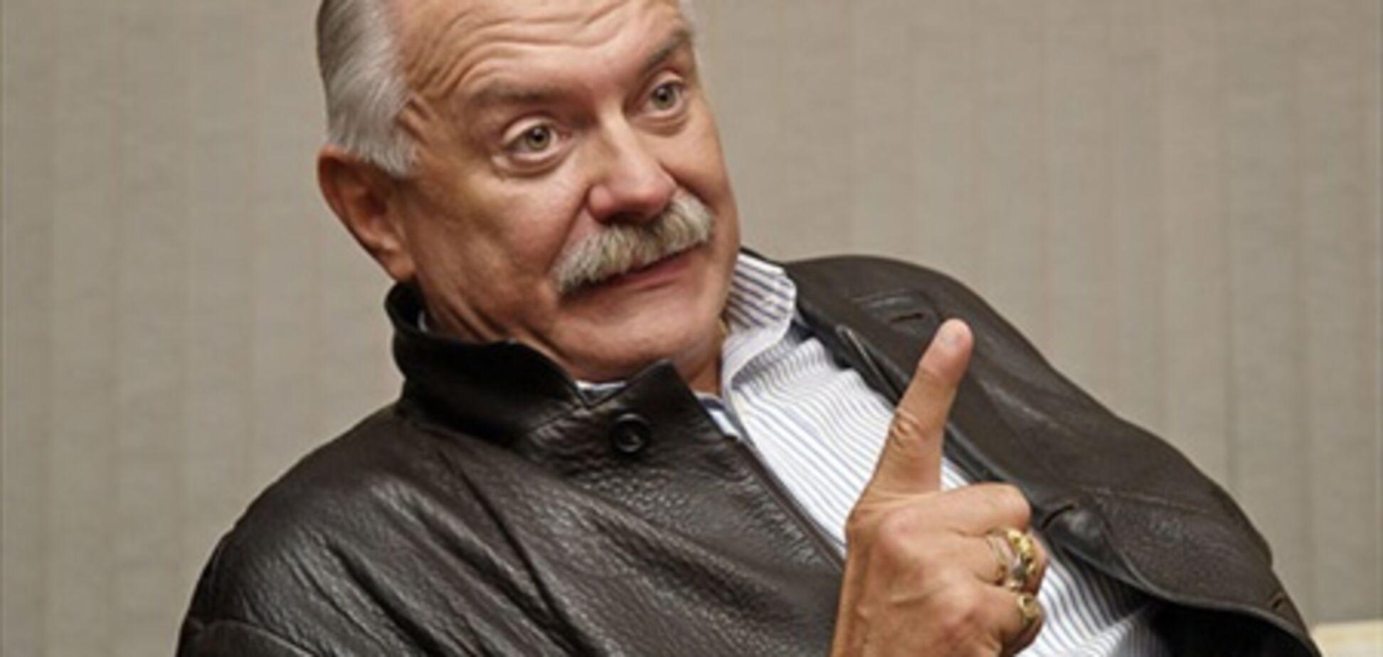 Микита Михалков привіз до Одеси свою 'Рабу кохання'