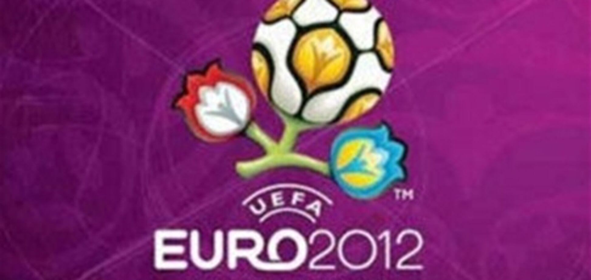 К Евро-2012 потратят миллион на имидж Украины