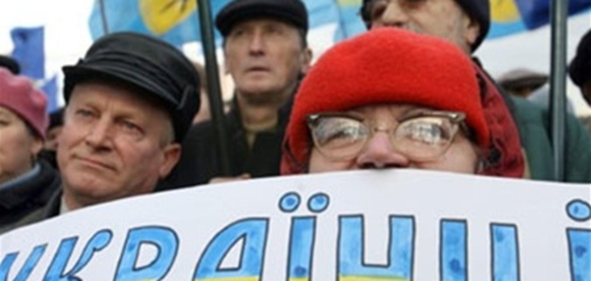 Чому вимирає українська нація?