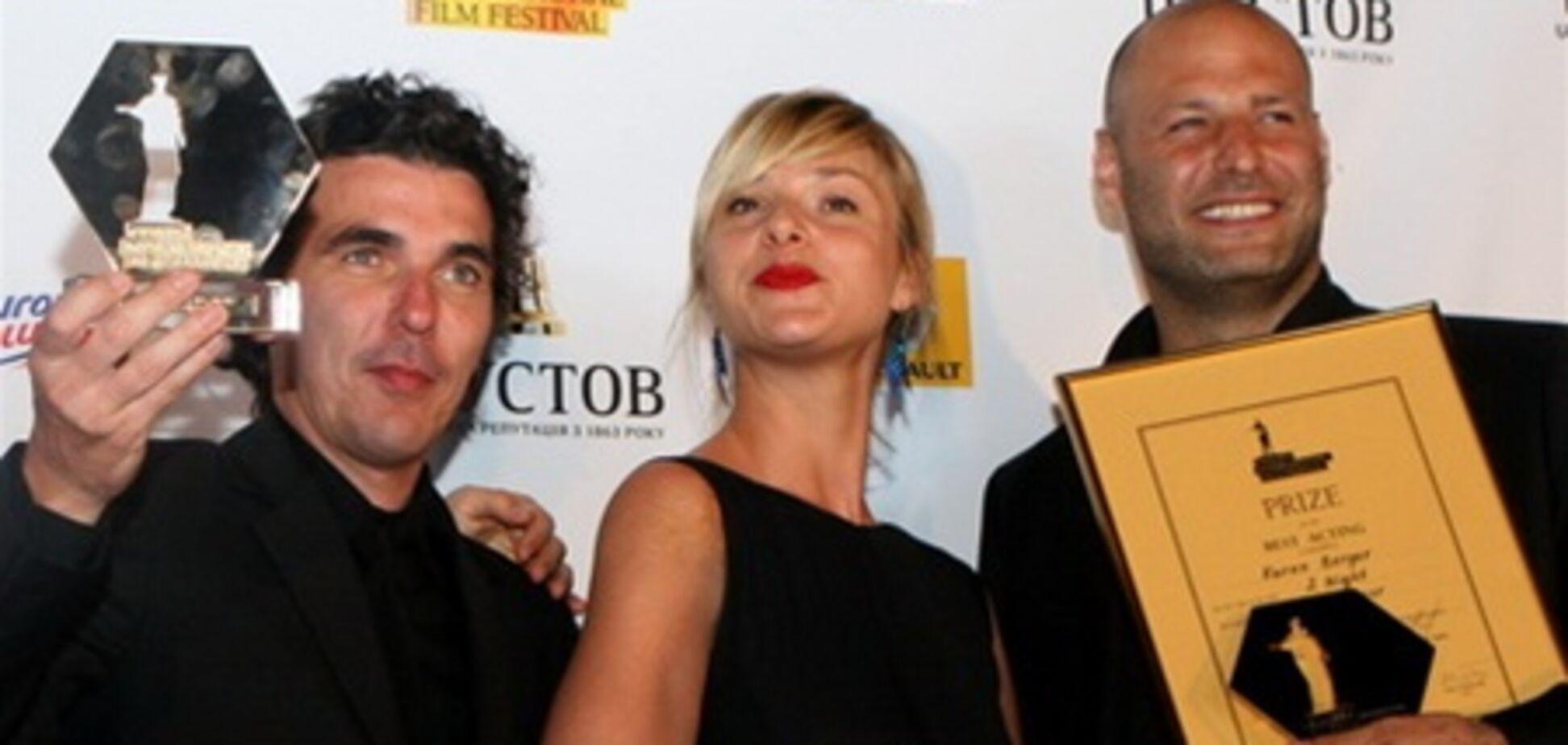 Одесский кинофестиваль раздал награды