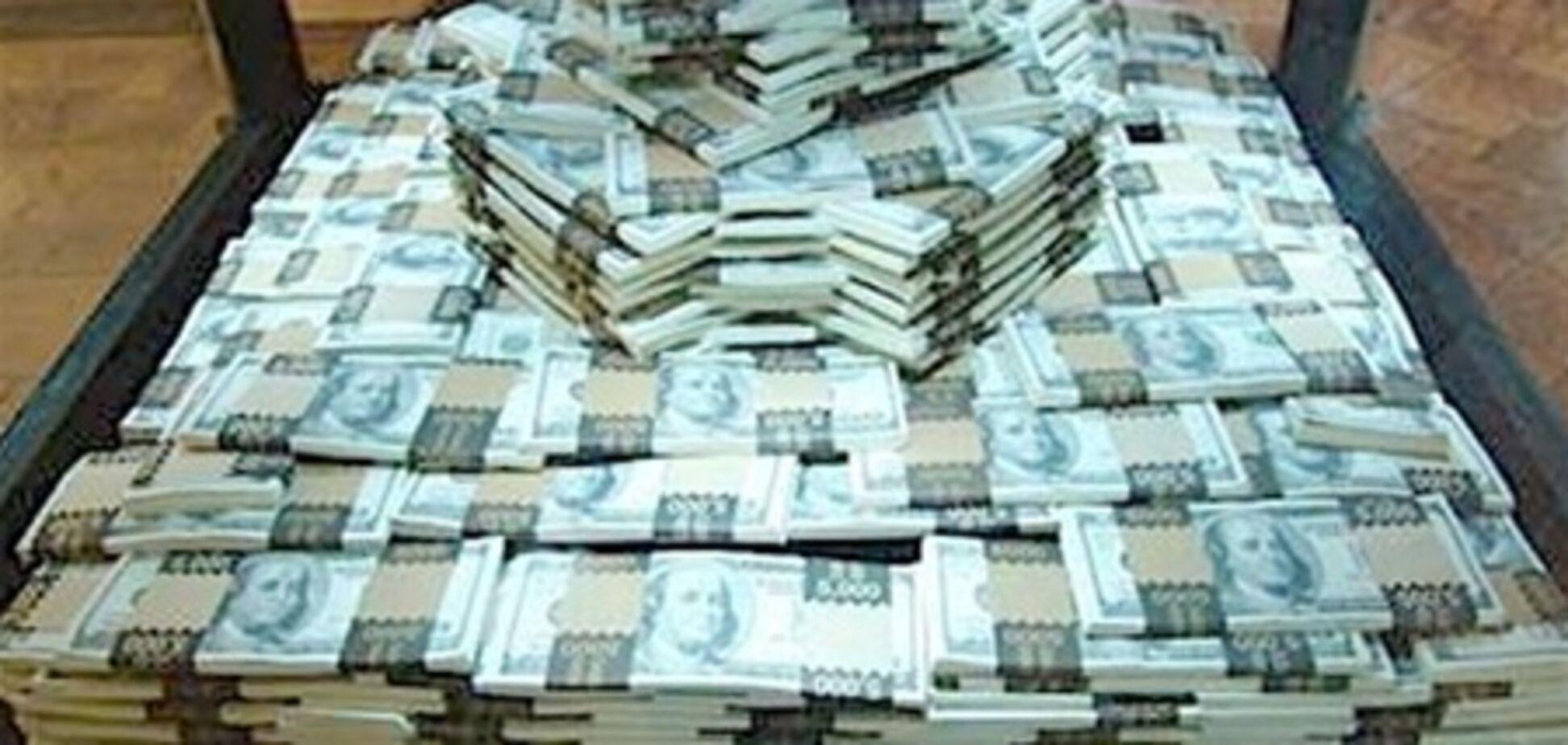 Украинцы держат 'в носках' $60 млрд