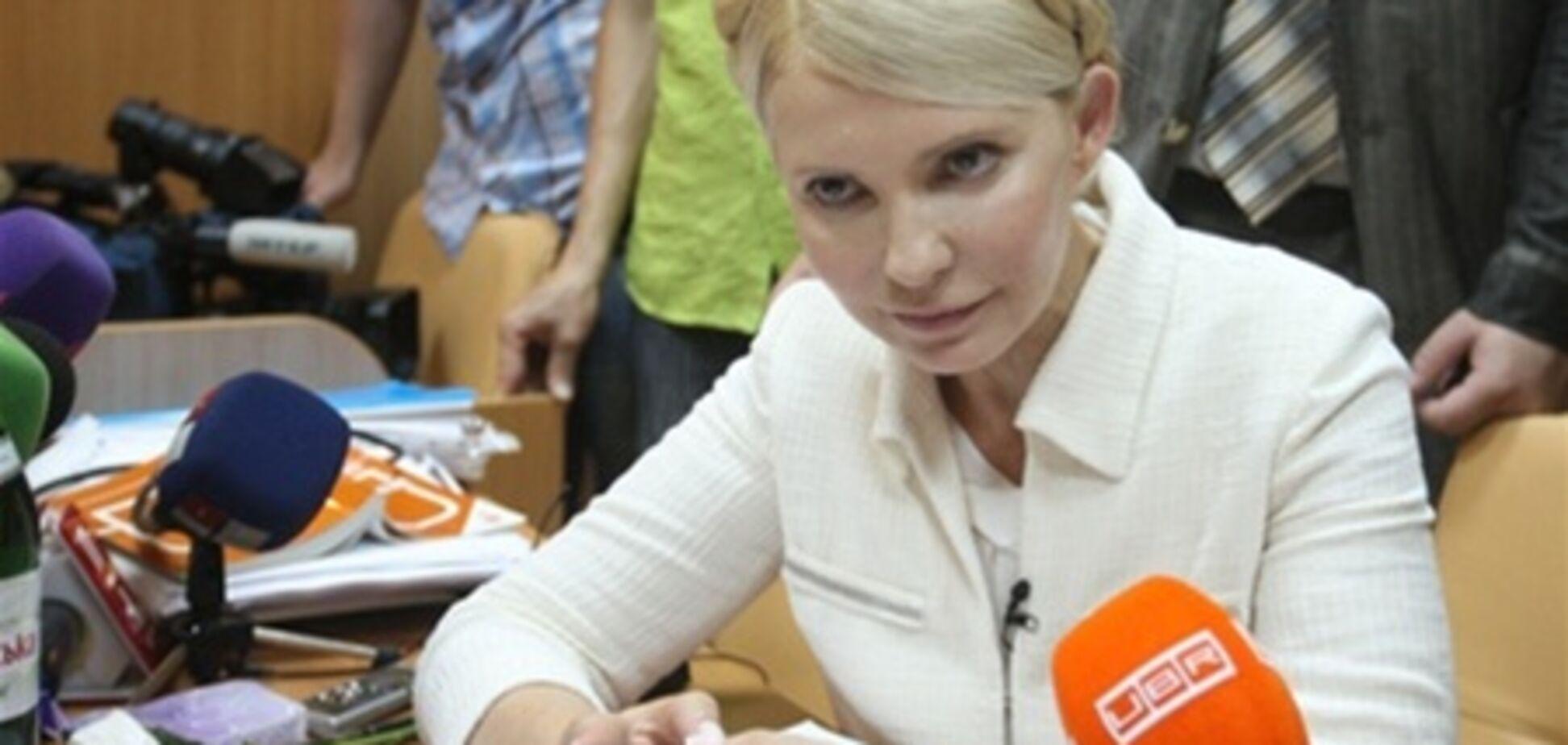 Прокурор просит судью Киреева арестовать Тимошенко