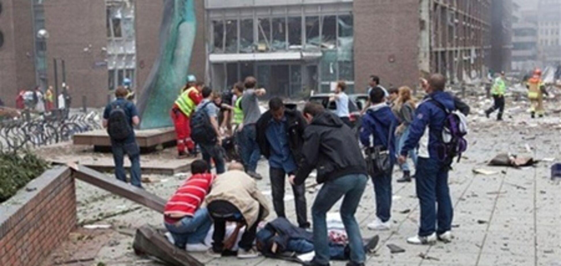 В Норвегии ищут человека, сравнивающего себя с Брейвиком