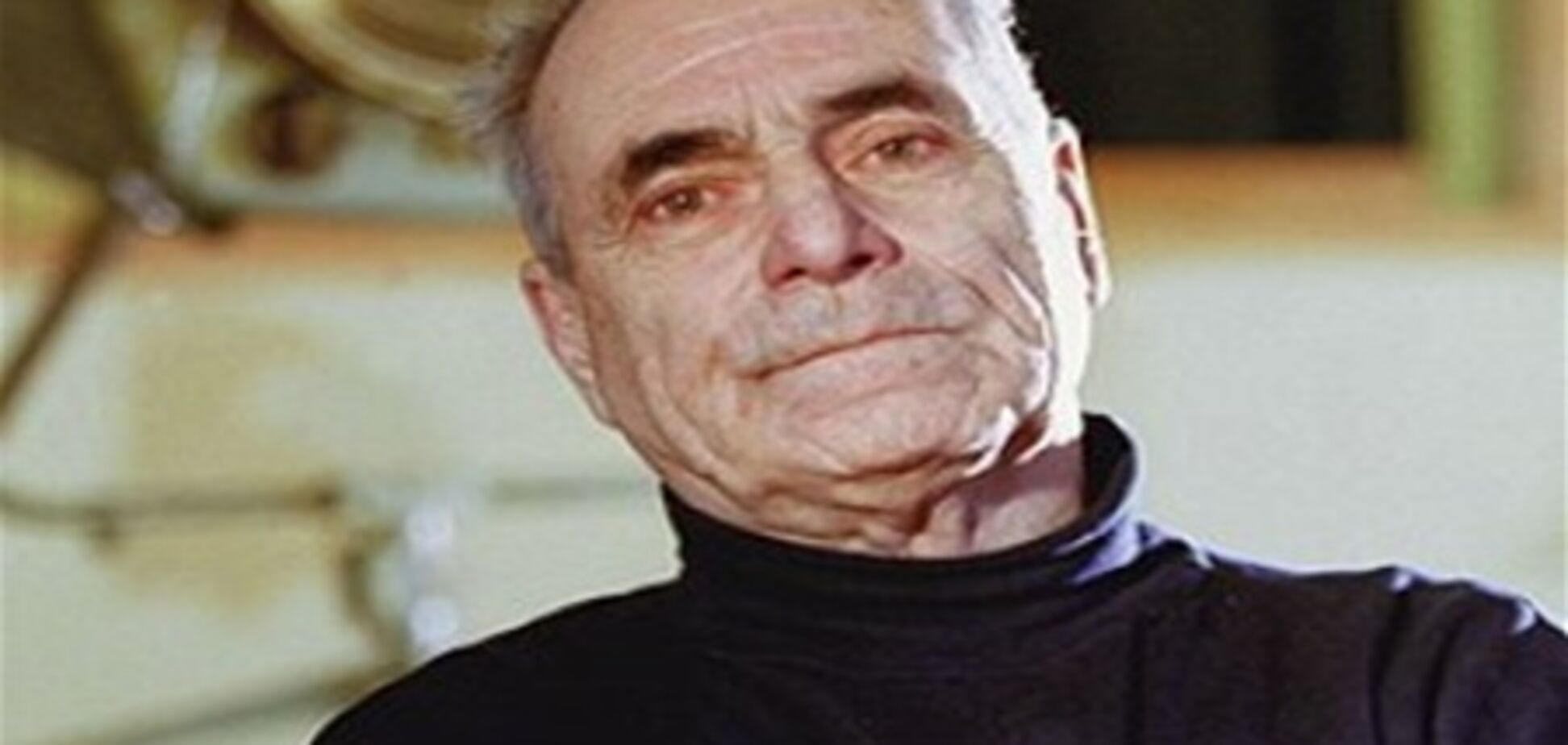 В ДТП погиб легендарный кинооператор 'Белого солнца пустыни'