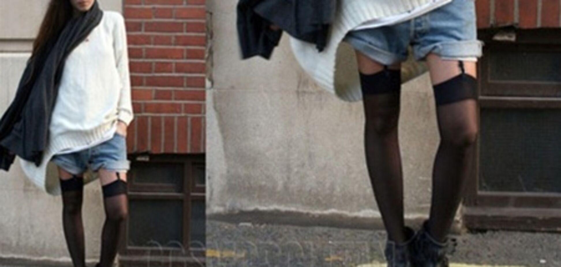 Как одеваться, чтобы не выглядеть смешно и вульгарно