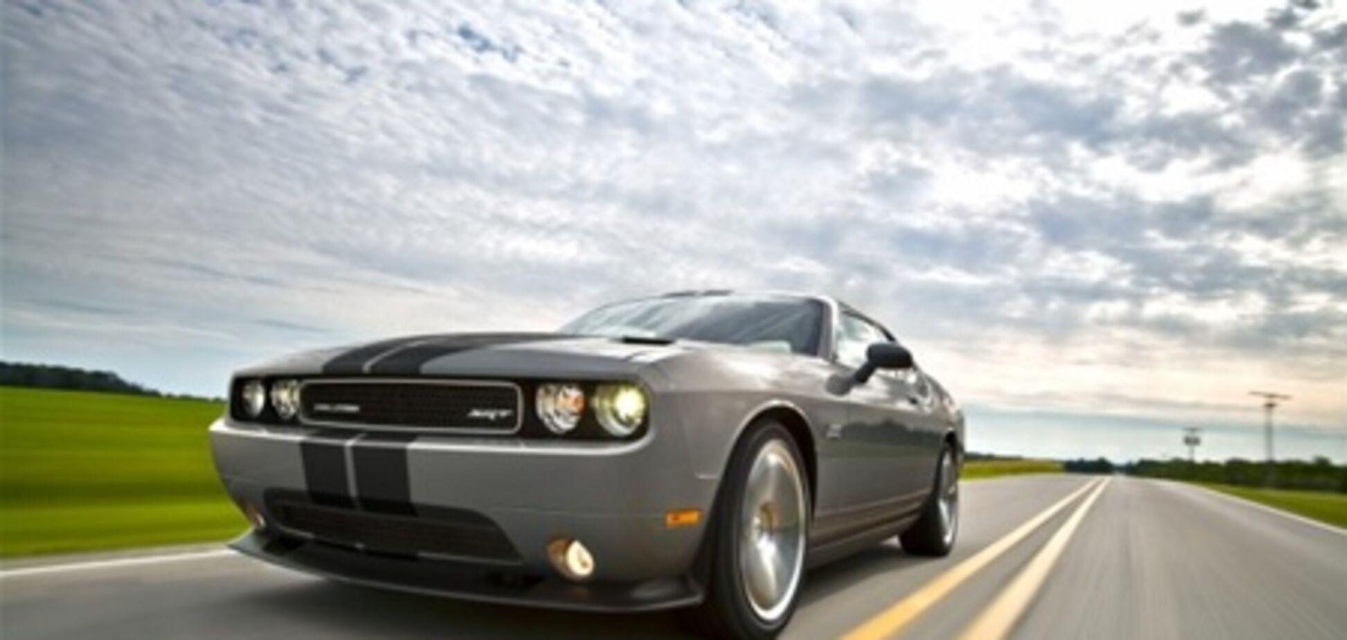 «Заряженные» Dodge Charger и купе Challenger  SRT8 получат новую опцию