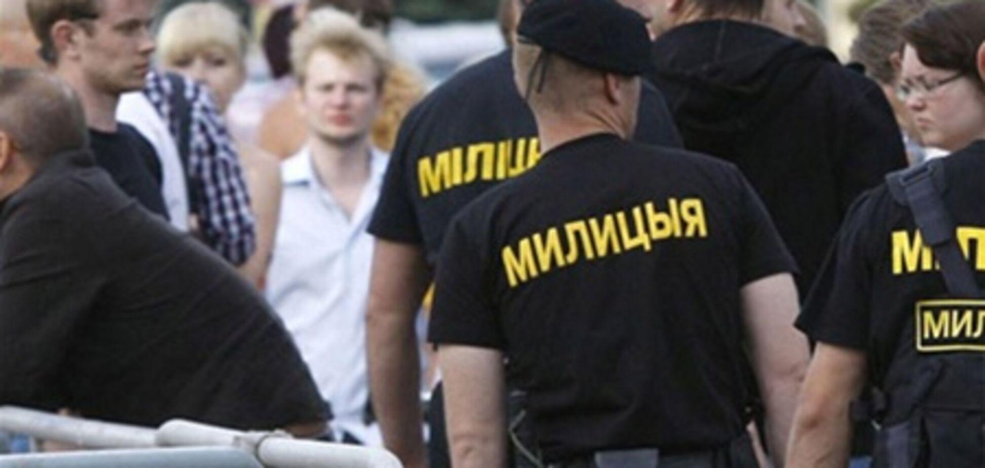 В Беларуси впервые провалился молчаливый протест