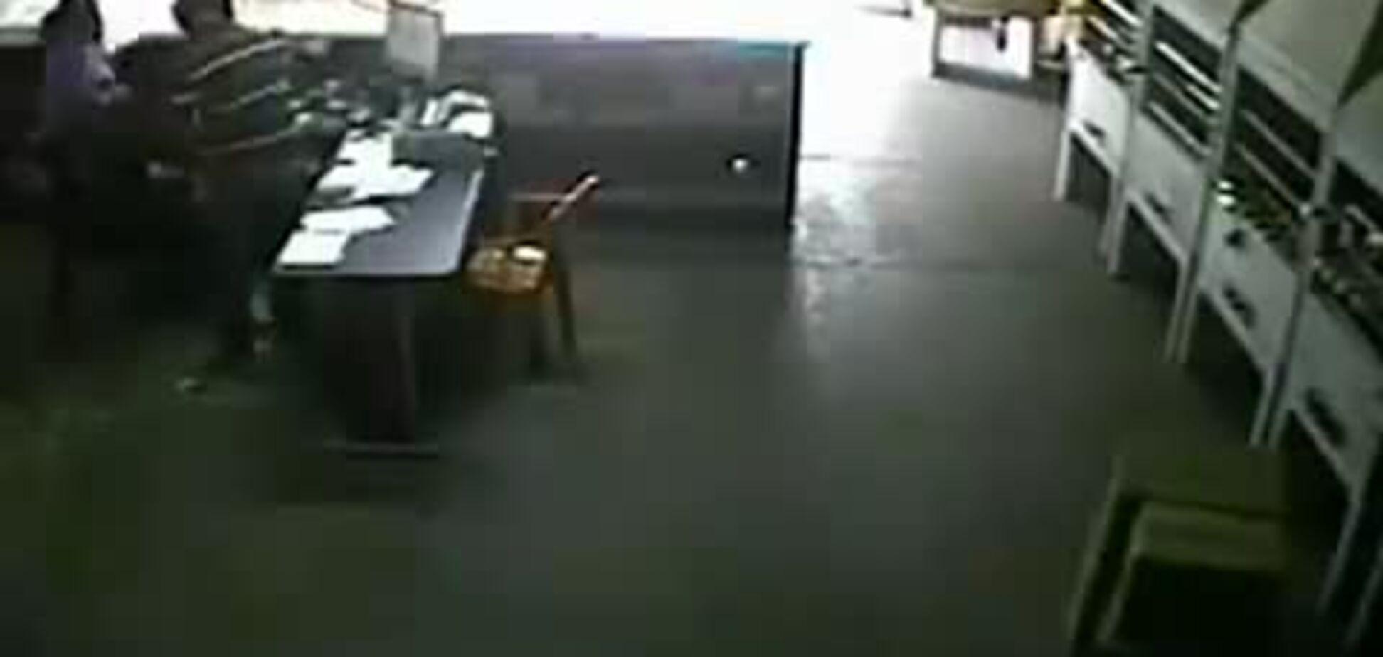 Самое странное ограбление магазина