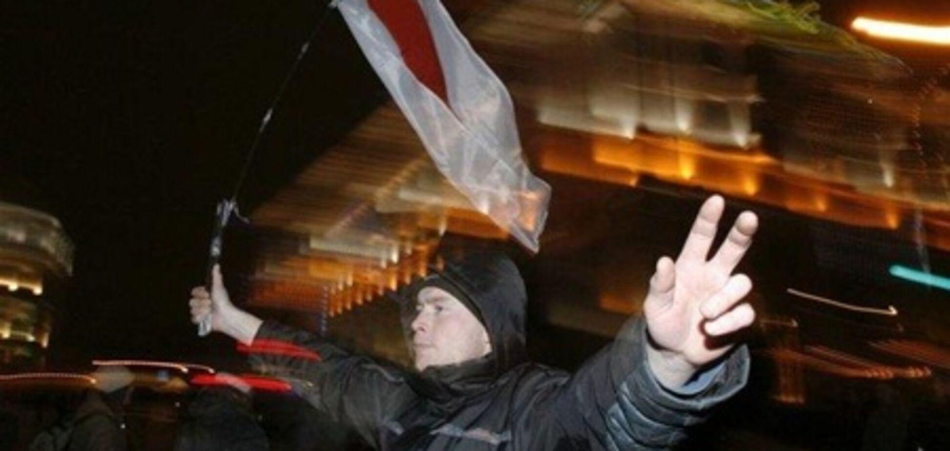В Беларуси прошла самая тихая молчаливая акция протеста