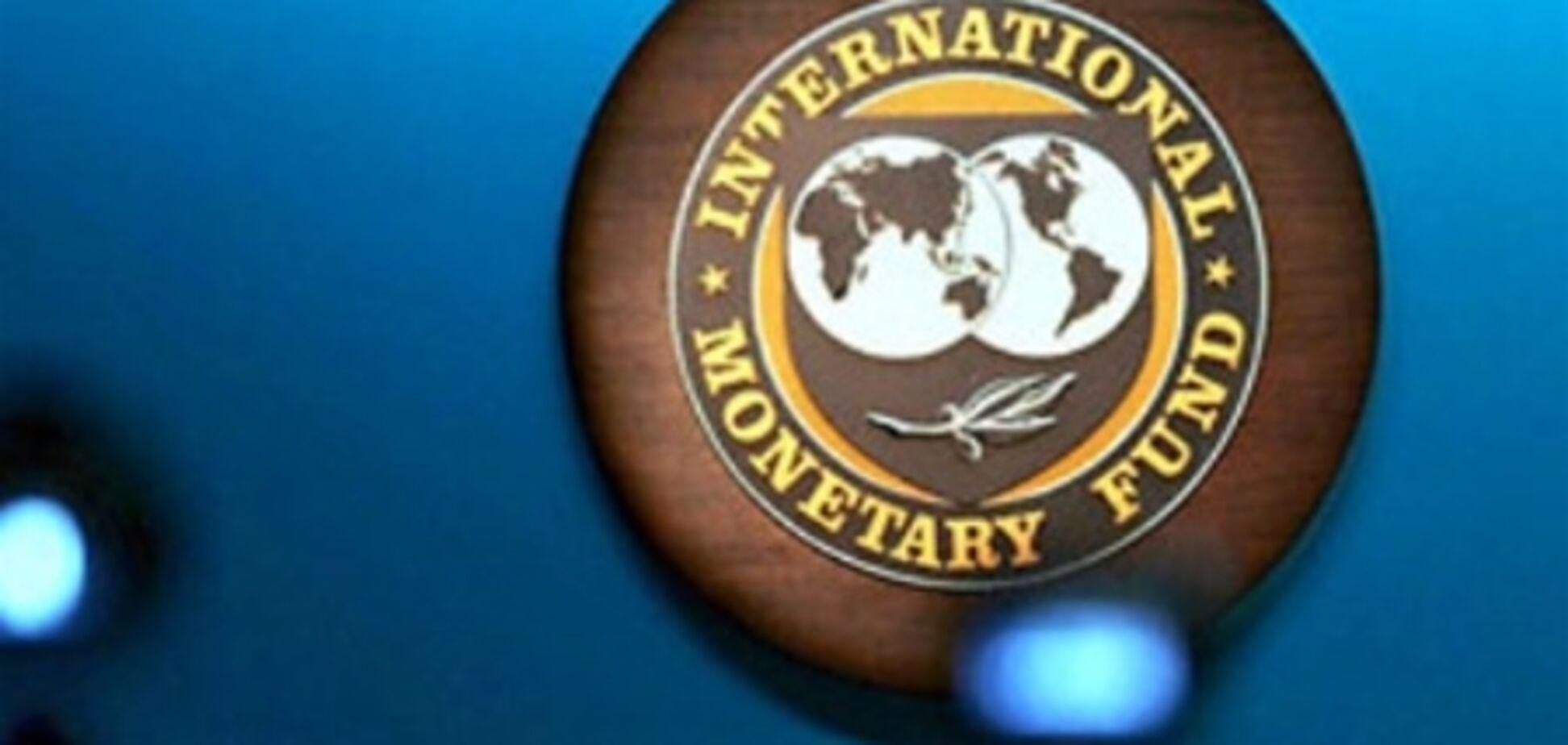 МВФ выразил неудовольствие малыми мерами по изменению бюджета Украины