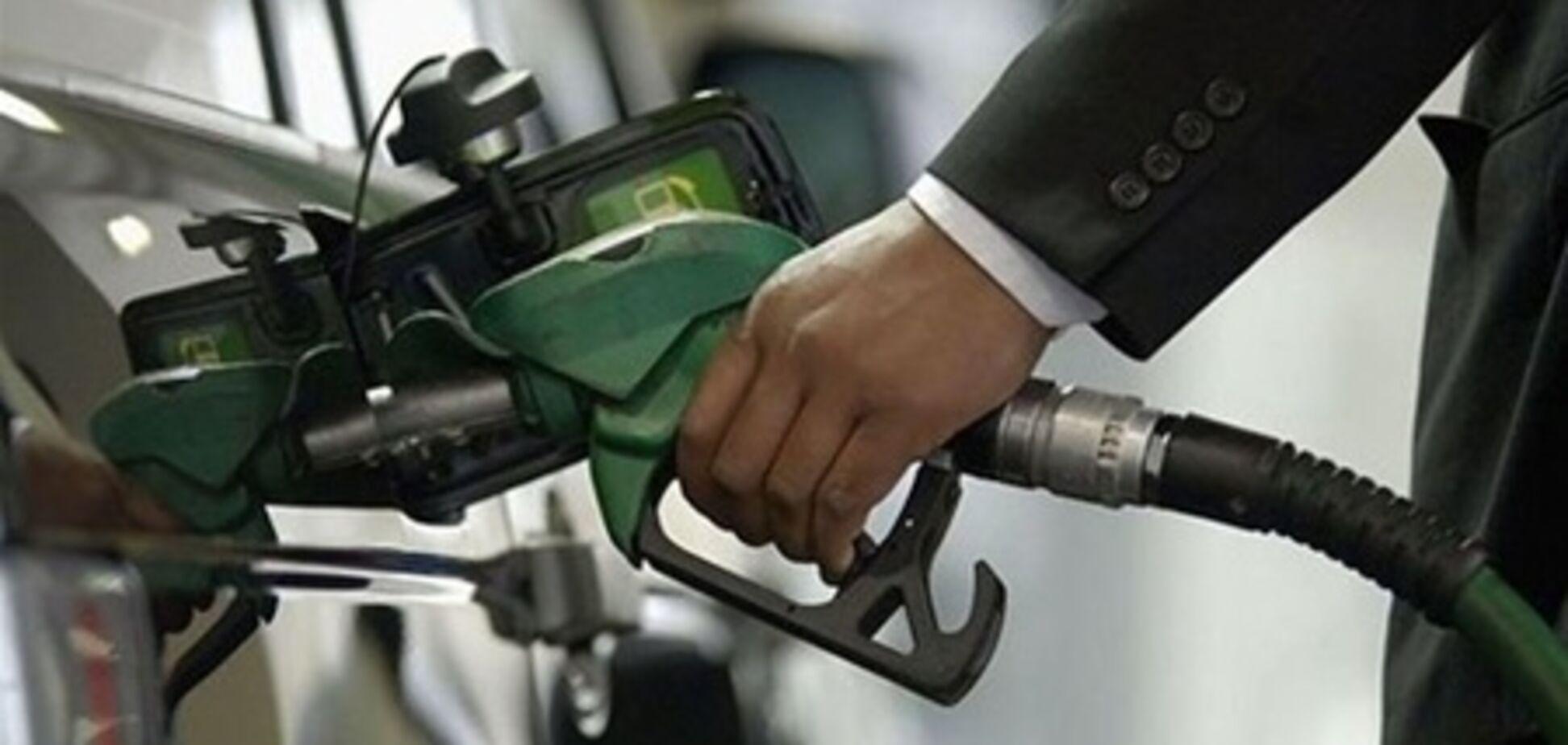 Бензин А-95 подскочил в цене