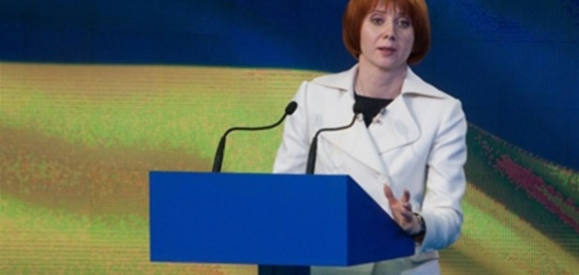 Чепак предложила СМИ разработать формат сотрудничества с Януковичем
