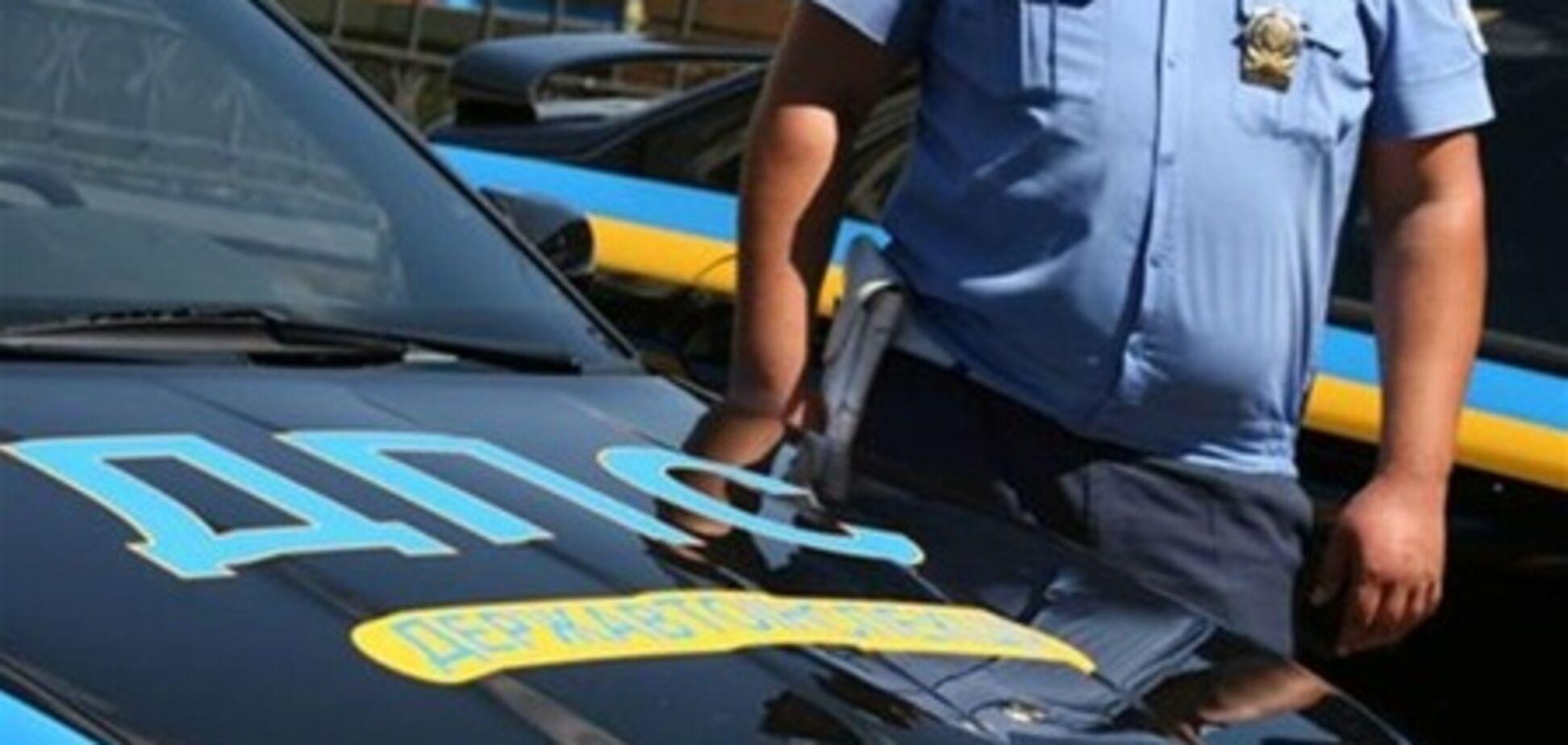 Сотрудники ГАИ Соломенского района столицы оперативно раскрыли грабеж