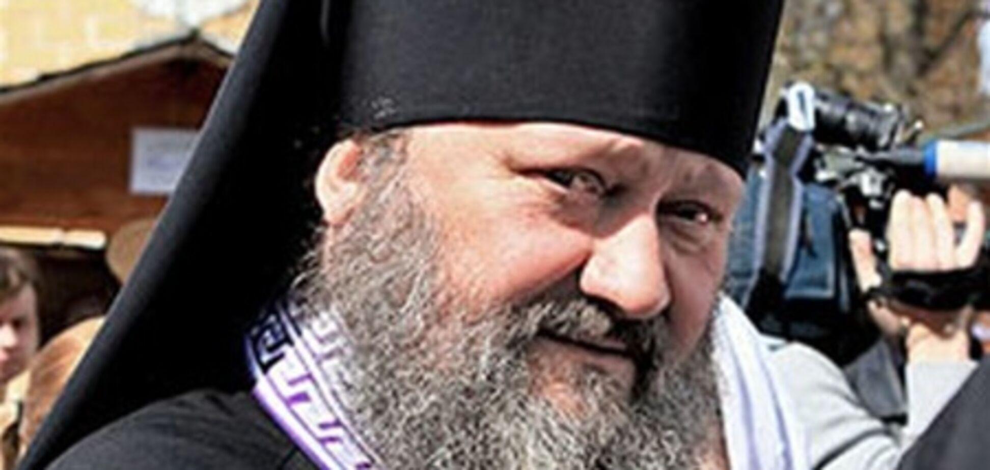 Настоятель Лавры накликал кару Божью на детей журналиста. Видео