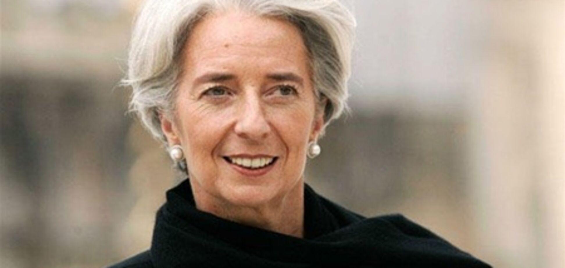 Лагард: МВФ понадобится увеличить свой капитал, чтобы справиться с кризисом
