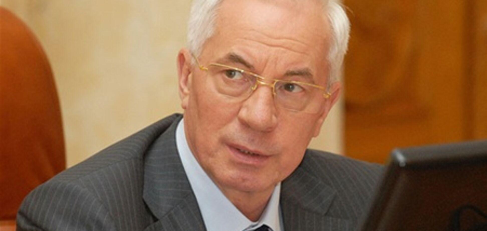 Азаров: курс гривни есть и будет стабильным