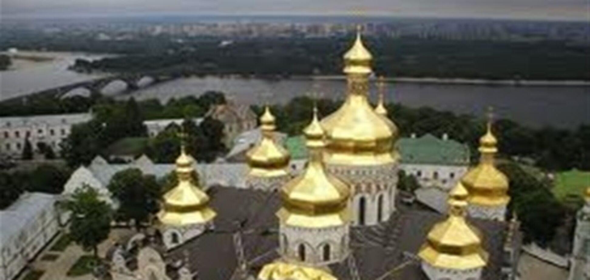 ОБОЗ.TV: Настоятель Печерской Лавры носит Vertu и проклинает прихожан. Видео