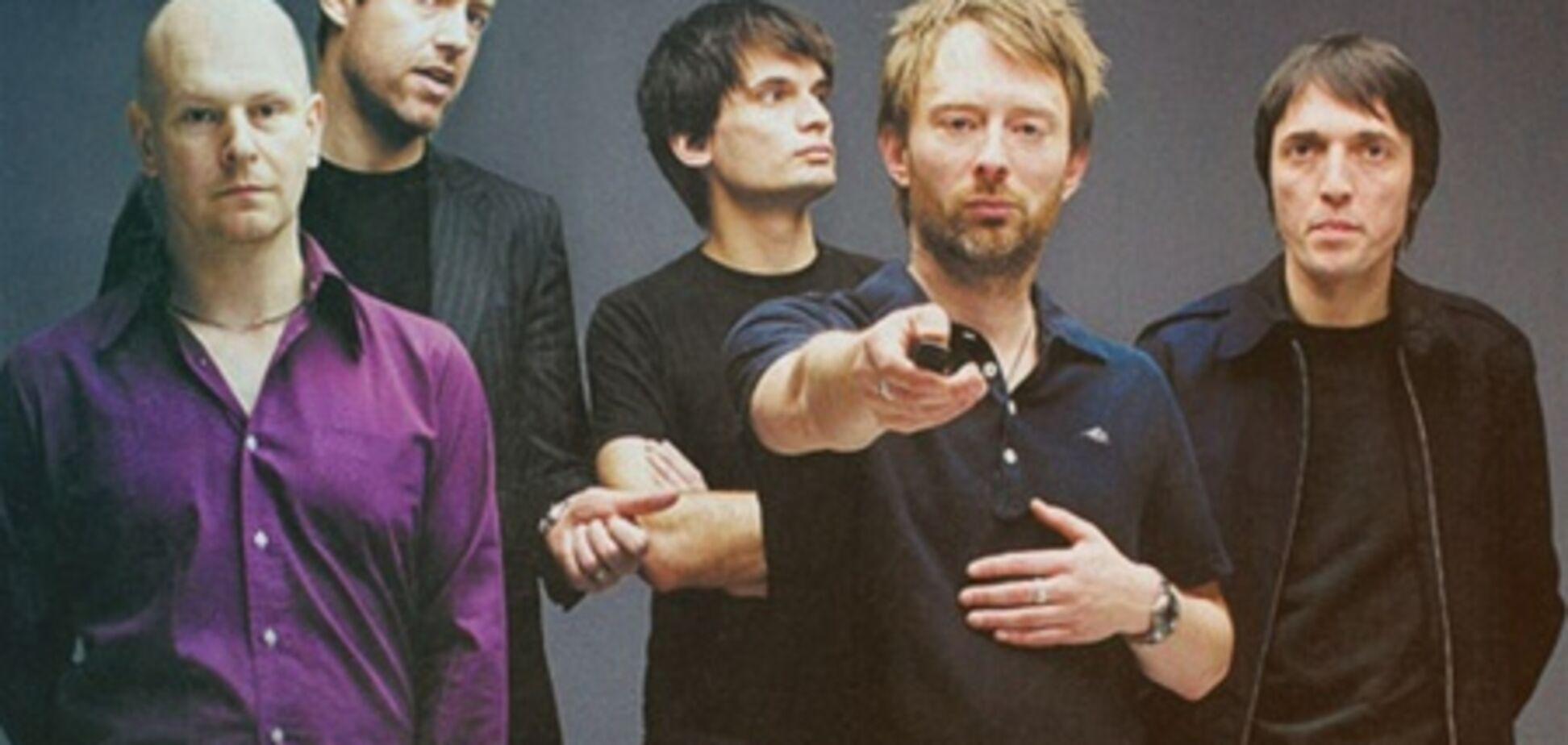Radiohead пустятся в турне?