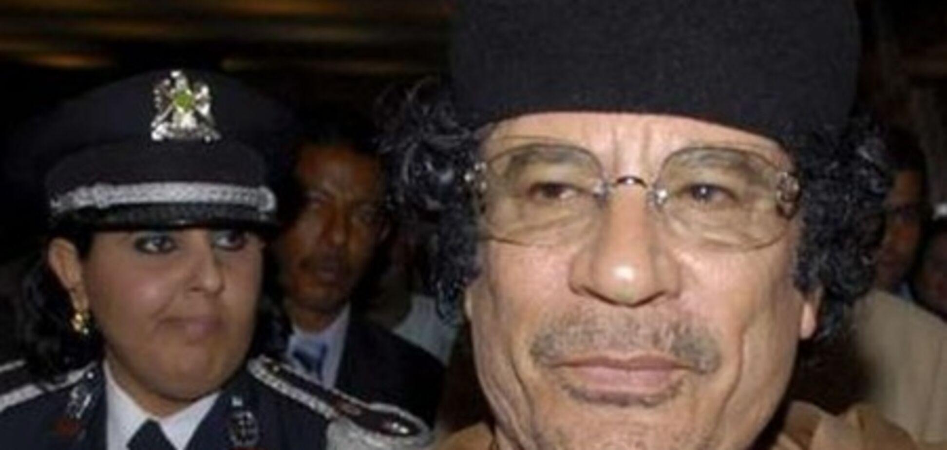 Войска НАТО убили еще одного члена семьи Каддафи