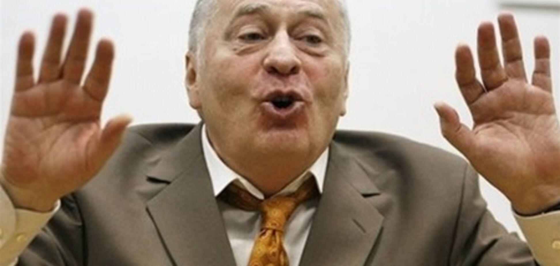 Жириновский: Третья мировая война началась еще 20 лет назад