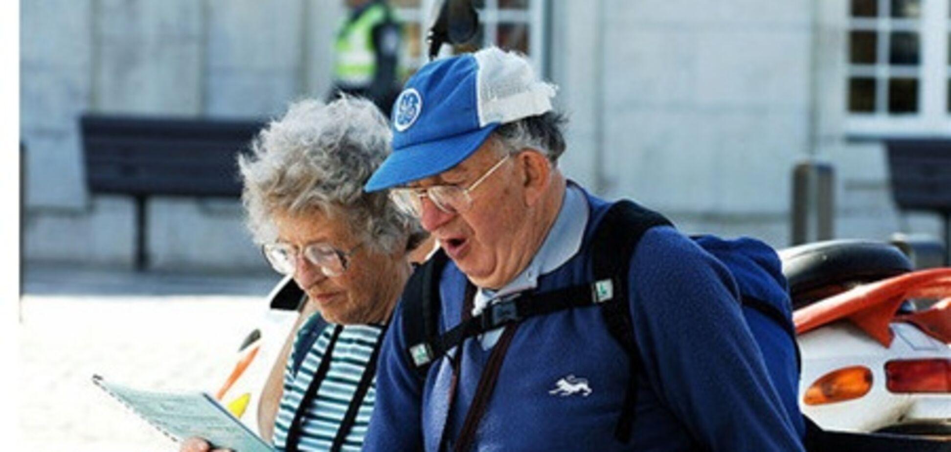 Турфирмы нацелились на пенсионеров