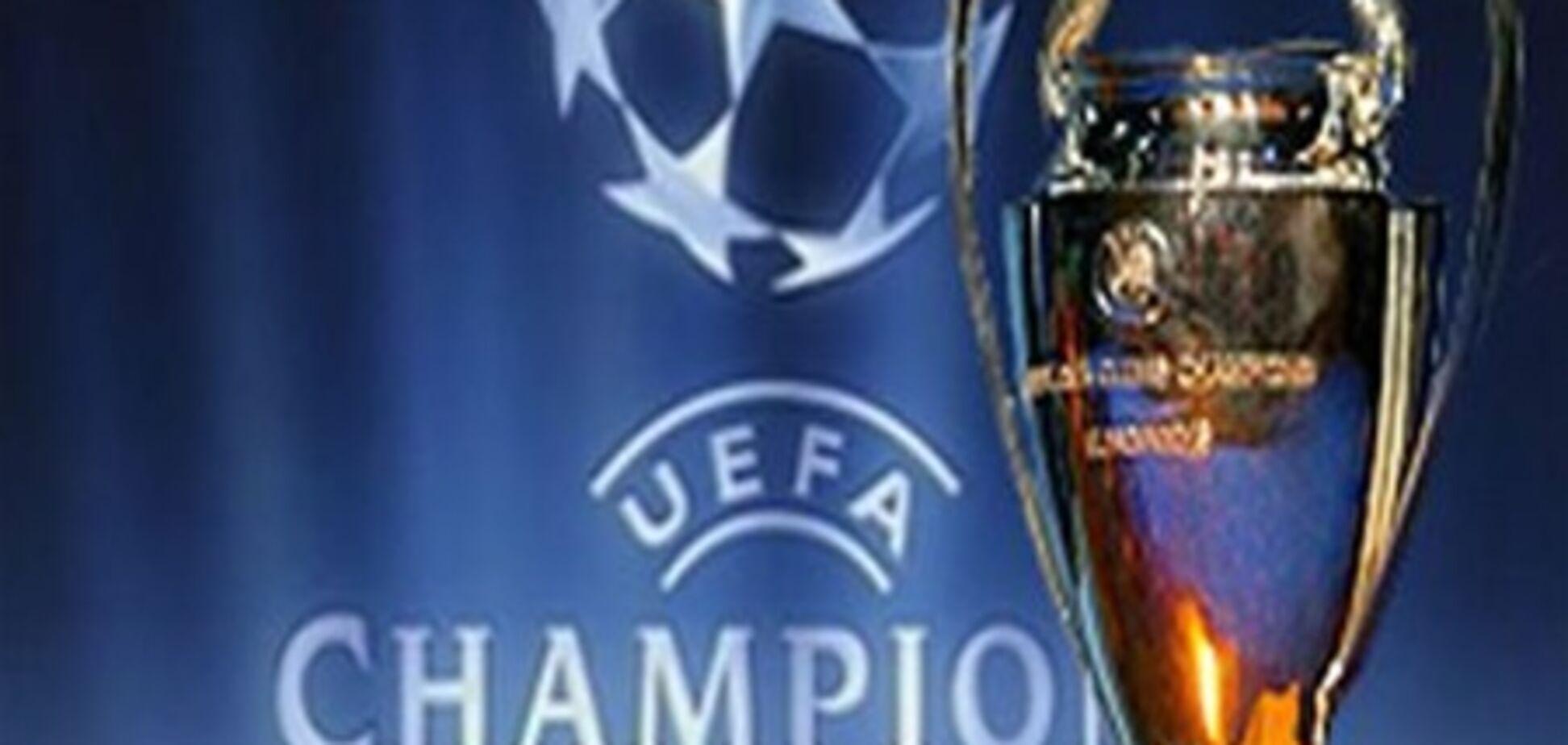 Состоялись матчи вторника 3-го квалифайн раунда Лиги чемпионов