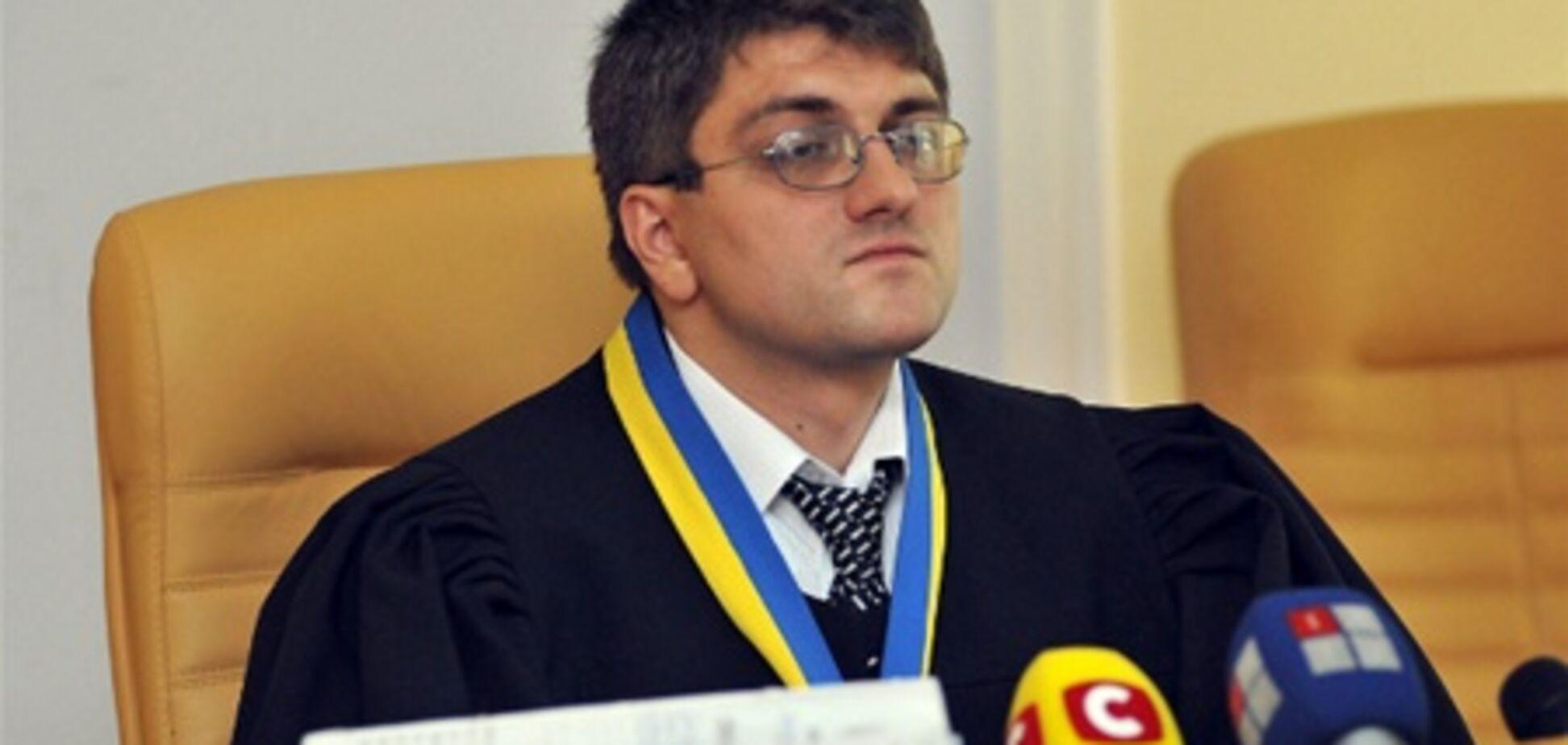 Киреев решил, что он хороший судья и отказал Тимошенко в отводе
