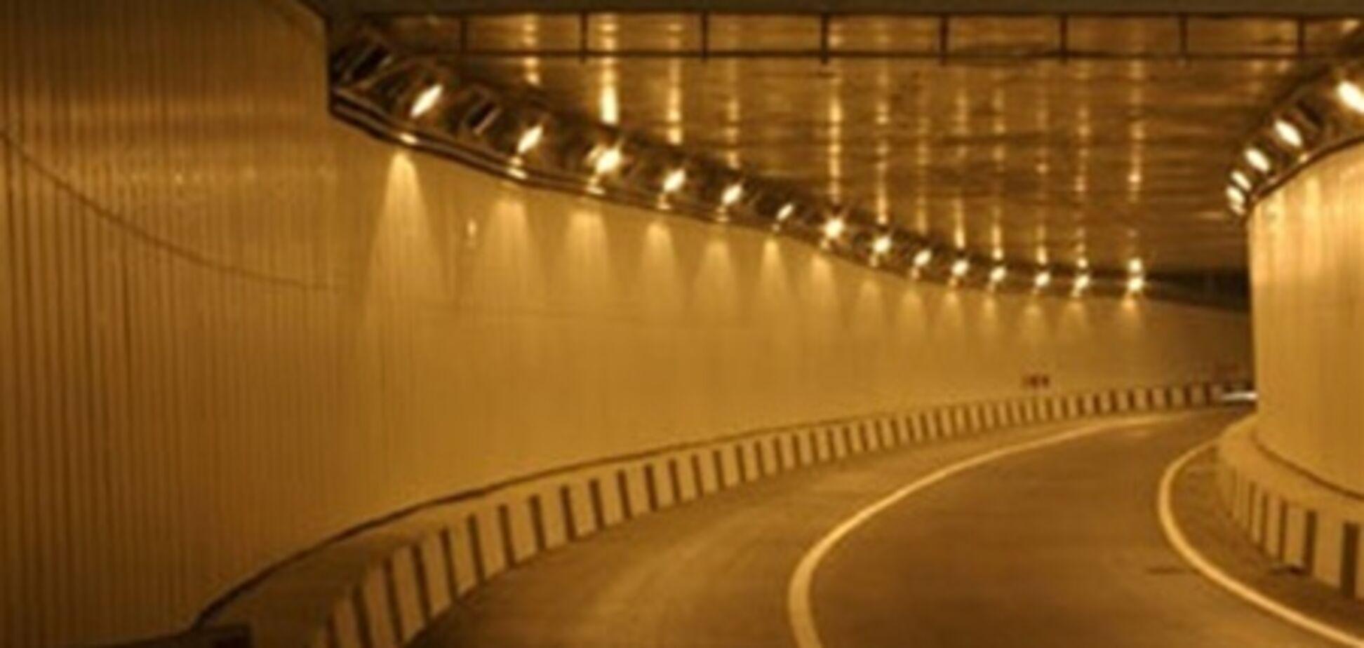 Киевские дороги разгрузят тоннелями