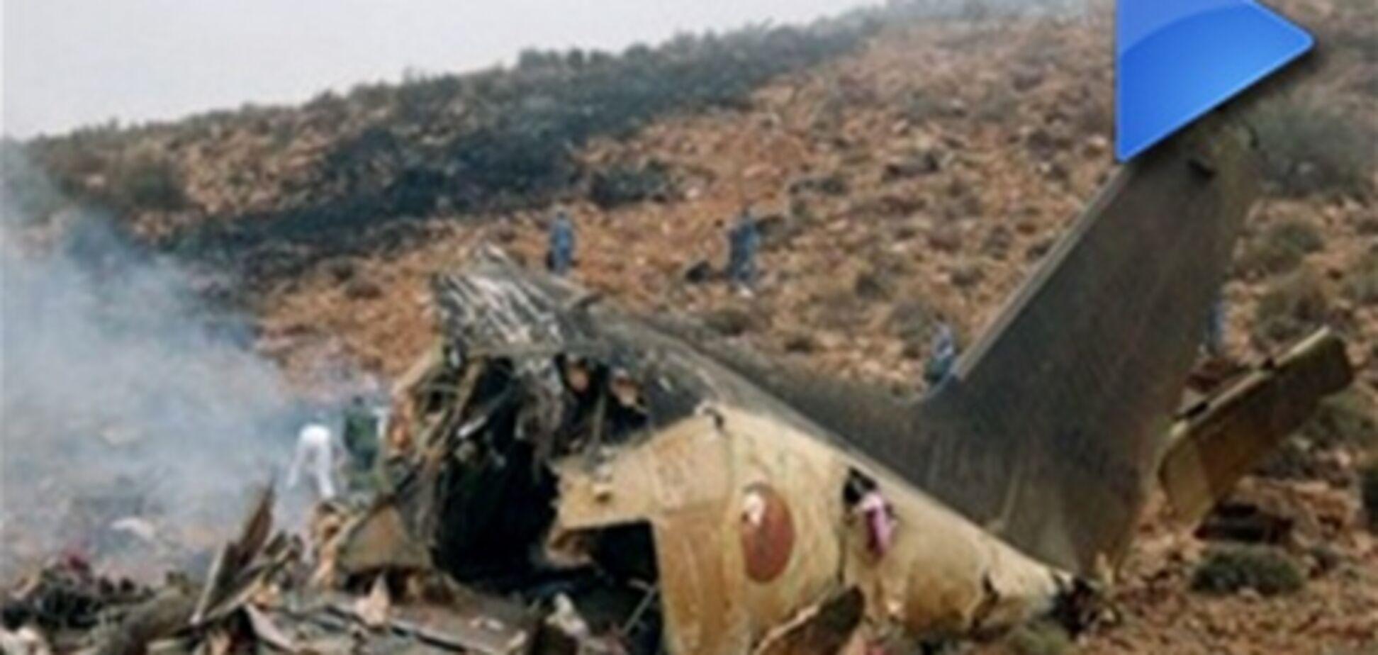 ОБОЗ.TV: оперативные кадры с места авиакатастрофы в Марокко