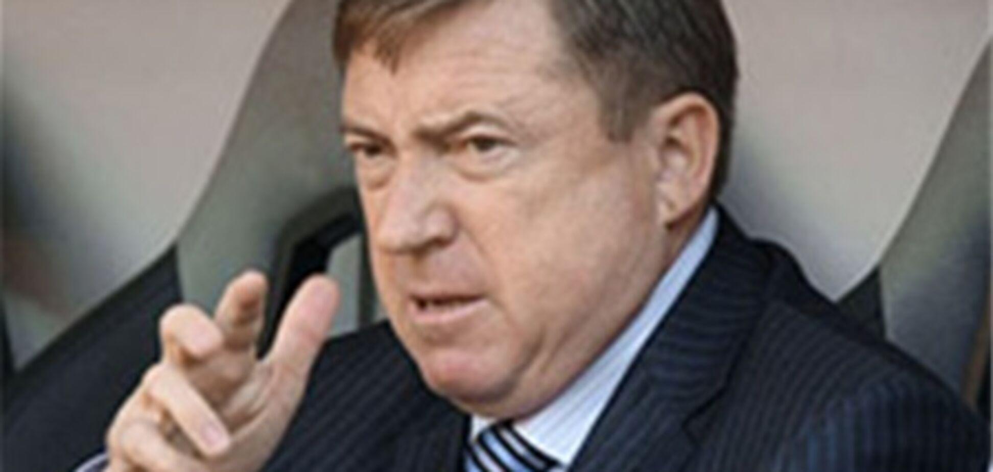 Грозный: 'Динамо' не хватило реализации и везения'