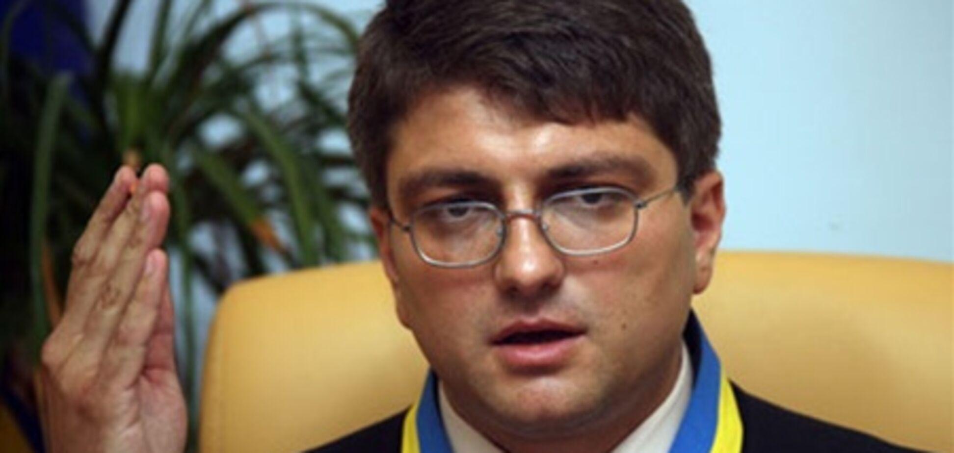 Бютовца выгнали с суда над Тимошенко до окончания процесса