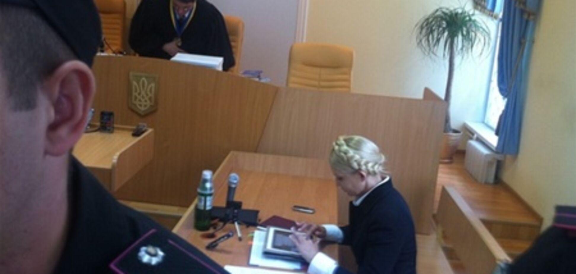 Представитель 'Нафтогаза' оправдал Тимошенко