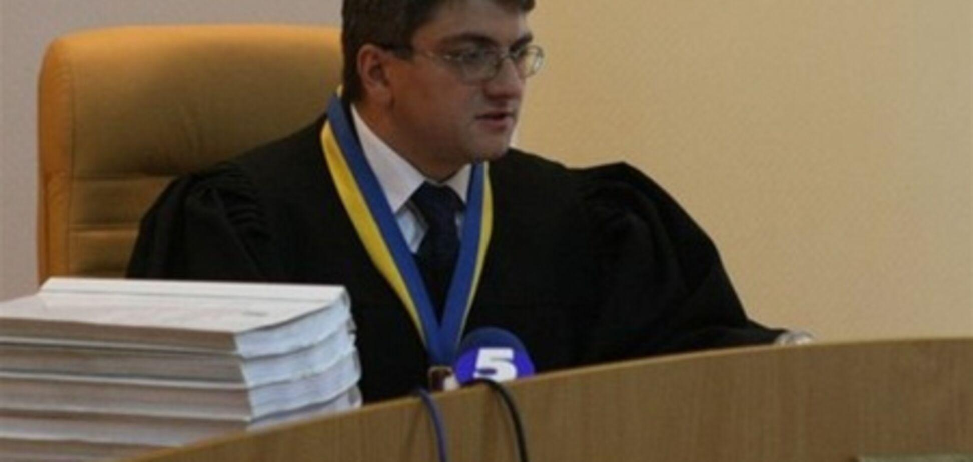 Тимошенко вновь заявила отвод судье Кирееву