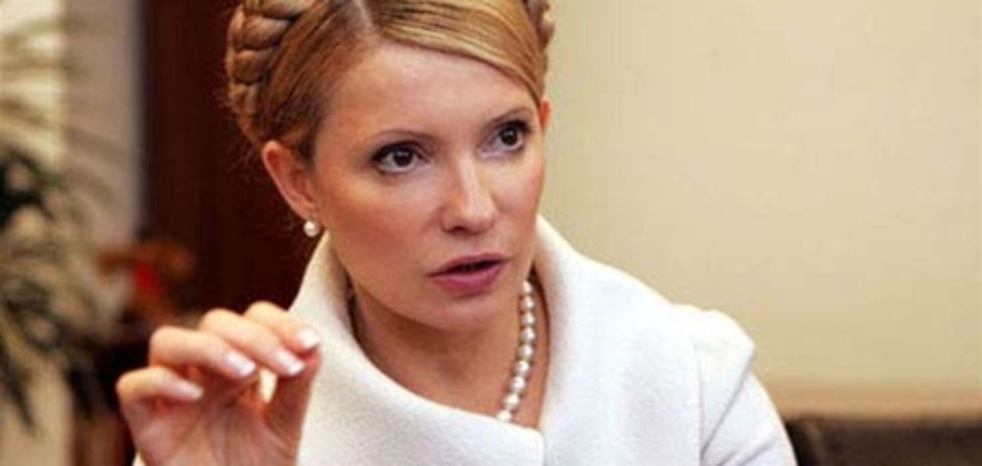 Тимошенко: все свидетели, кроме одного, подтвердили мои показания