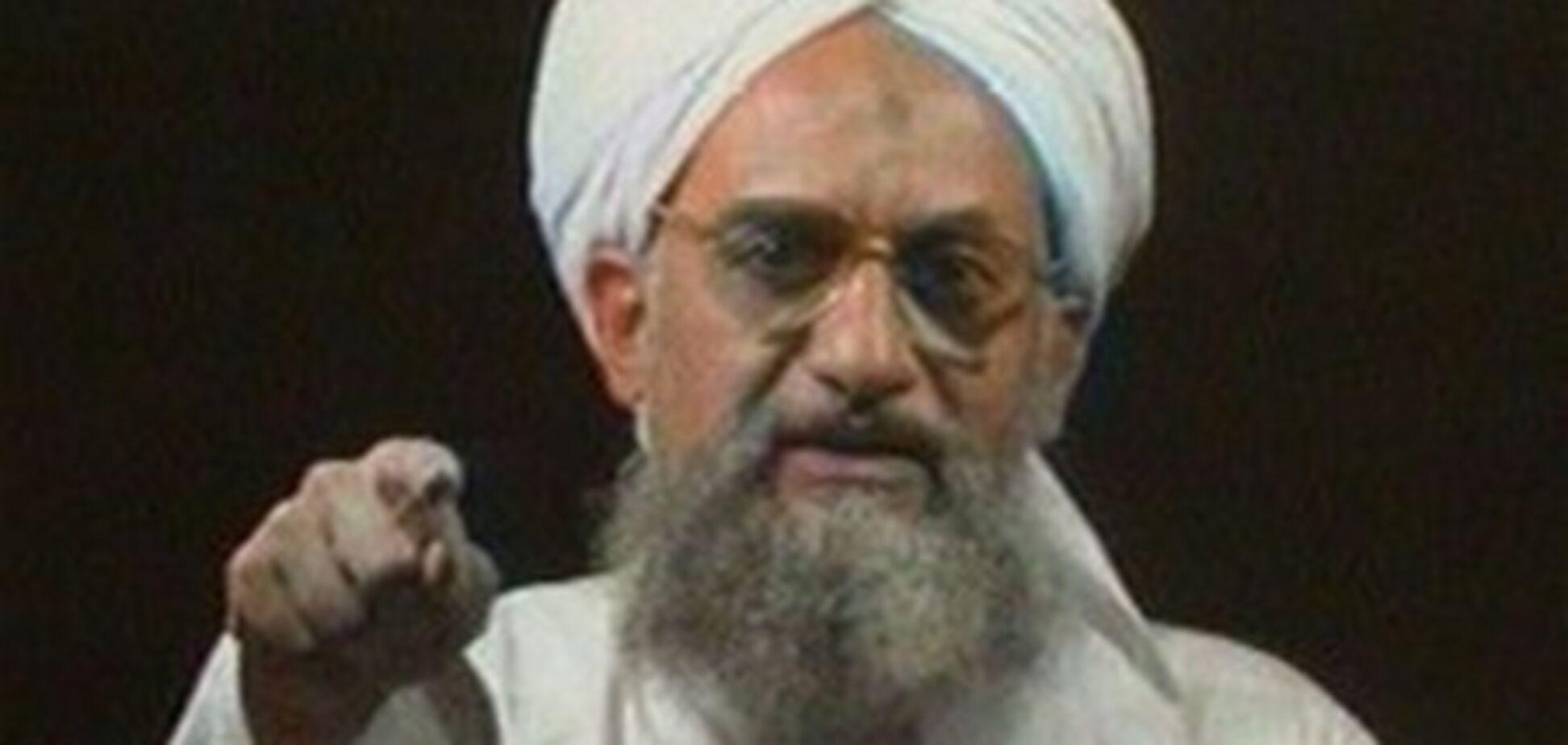 Лидер 'Аль-Каиды' призвал к войне против Израиля и США