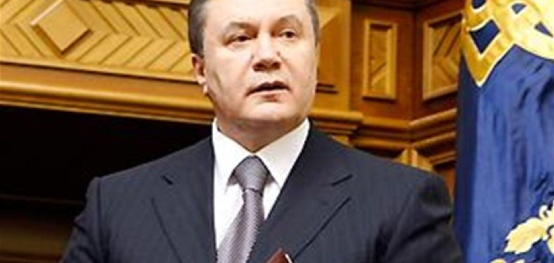 Янукович підписав зміни до закону про держзакупівлі