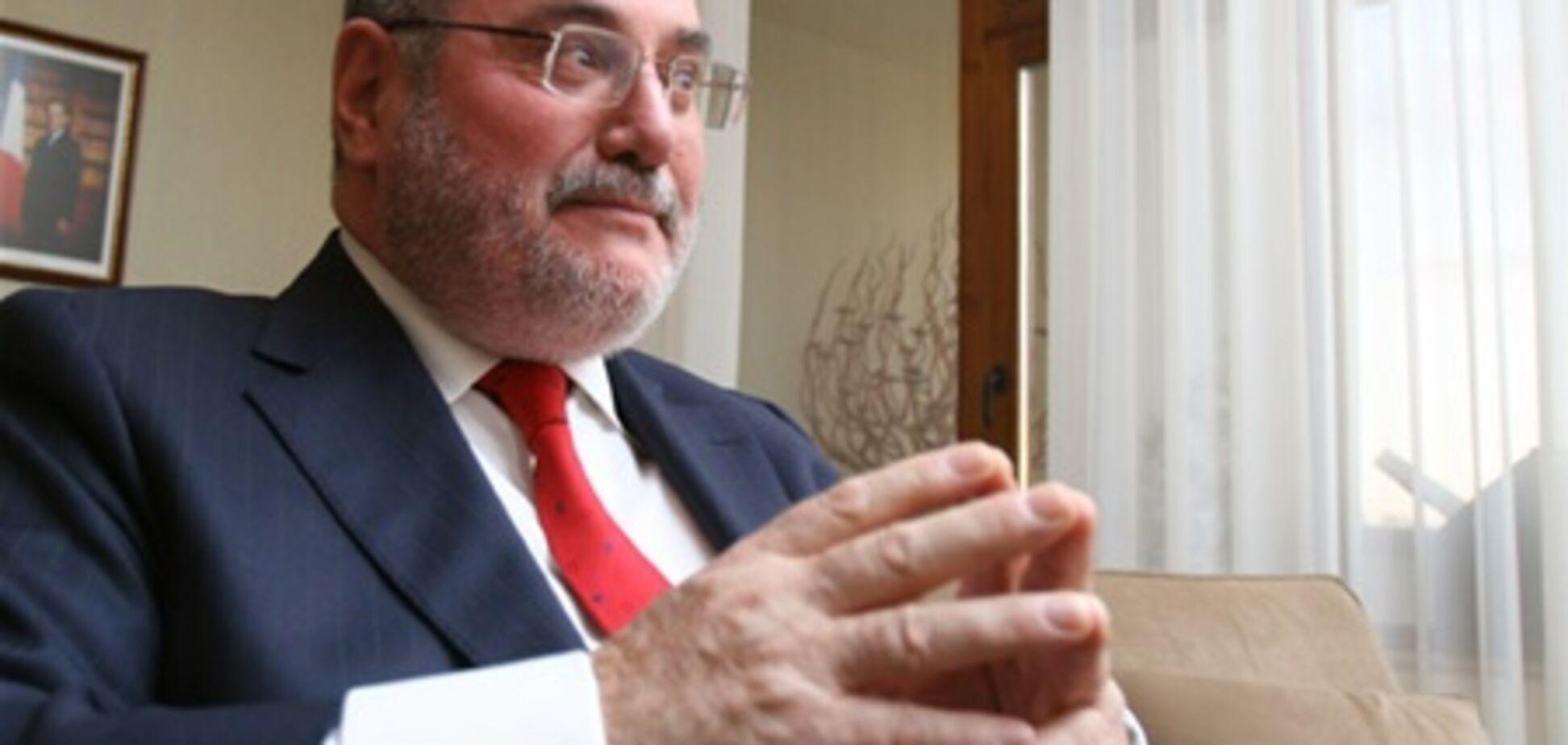 Посол Франции: 'газовое' дело Тимошенко - далеко от права