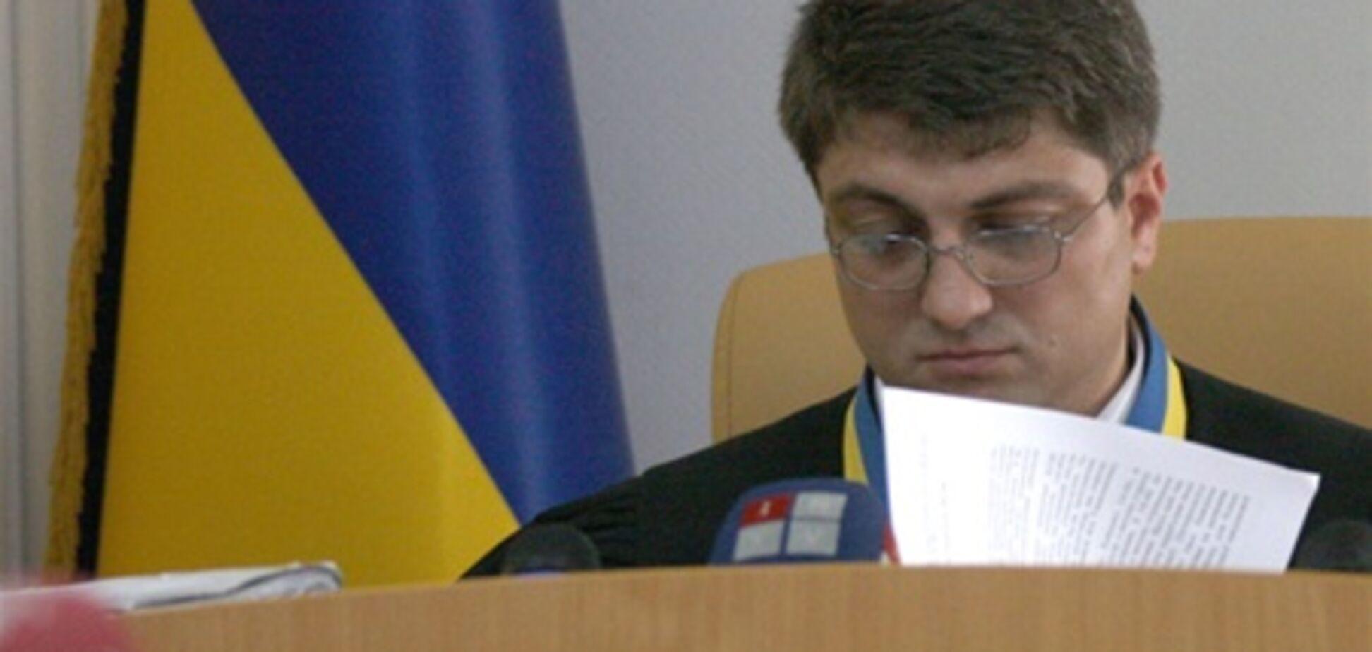 Киреев выгнал из зала суда еще одного нардепа Тимошенко