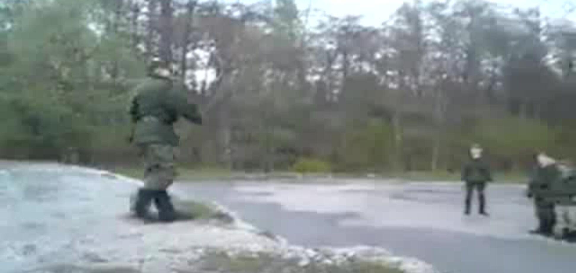 Приколы российской армии
