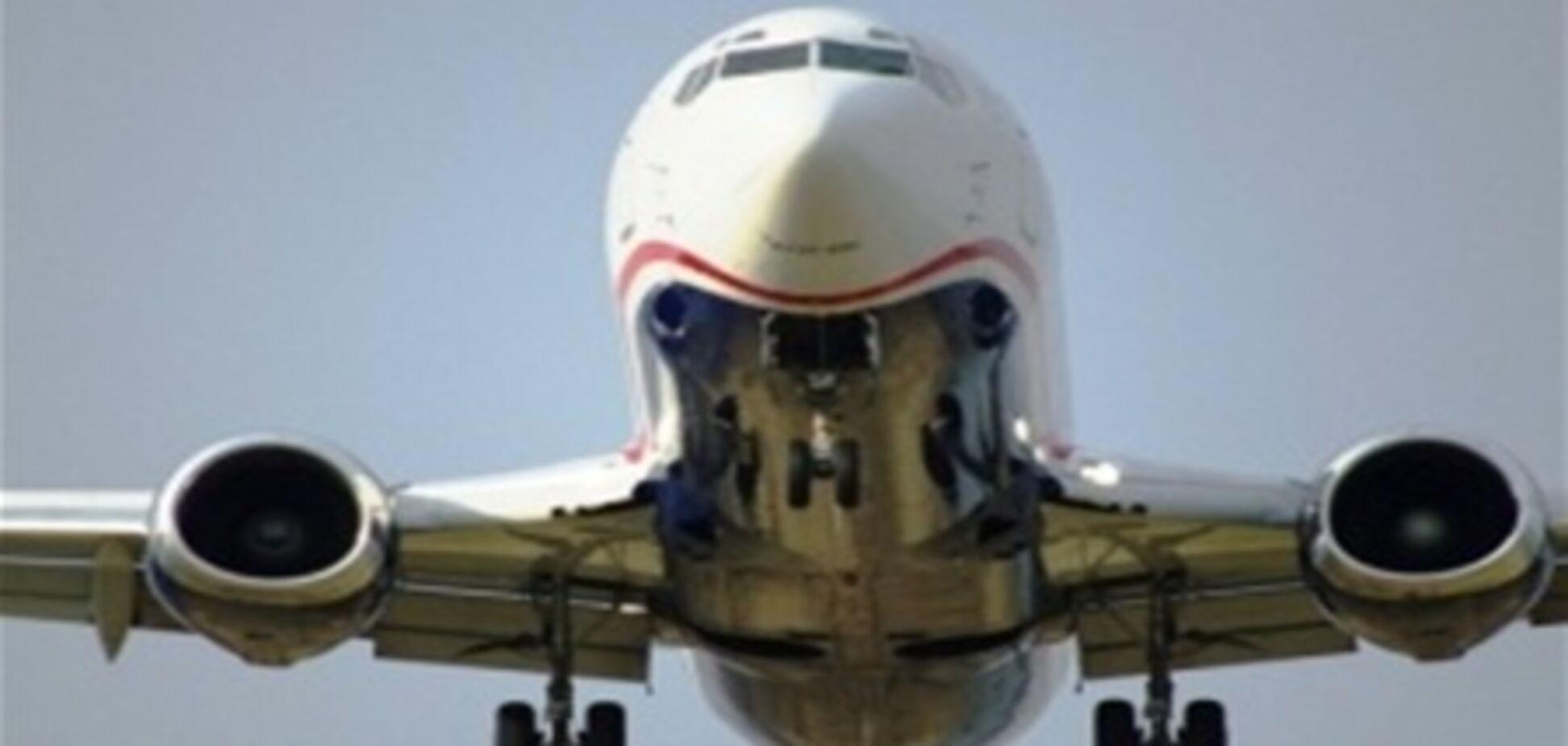 В Крыму едва не разбился самолет, который летел в Тель-Авив